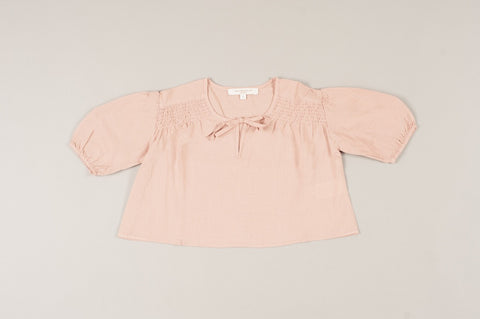 Pink Carroll Top
