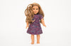 Purple and Pink Amber Doll Dress