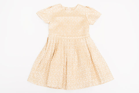 Gold Marcy Dress