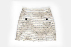 Ivory Coco Skirt