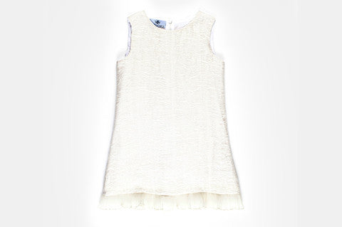 White Paris Dress