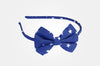 Blue Star Headband