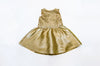 Pippa Gold Dress