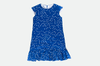 Blue Star Printed Jade Dress