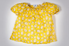 Yellow Daisy Monica Top