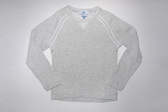 Grey Jacquie Sweatshirt