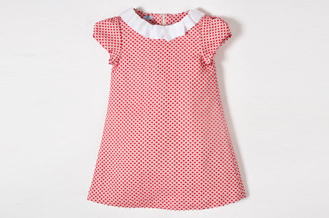 Red Kenzington Dress