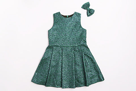 Green Lulu Dress