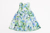 Blue and Green Valerie Dress