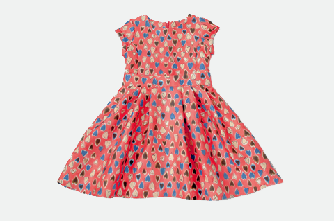 Valentina Heart Dress