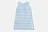 Blue Striped Kate Dress