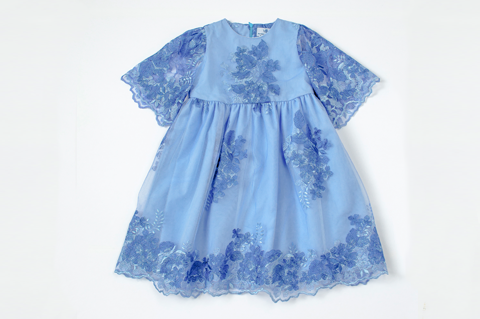 Blue Sienna Dress