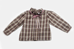 Plaid Lisa Blouse