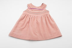 Pink Corduroy Baby Susan Dress