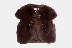 Brown Fur Katherine Jacket