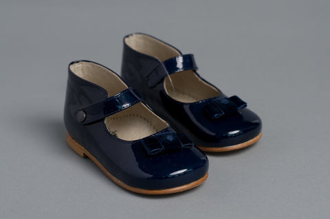 Navy Patent Leather Titi Mary Jane