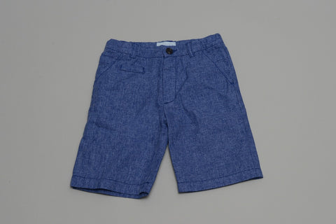 Gherkin Fennel Blue Shorts