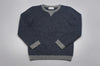 Navy and Grey Paul Sweater