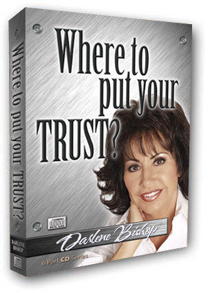 Where To Put Your Trust? Series by Darlene Bishop