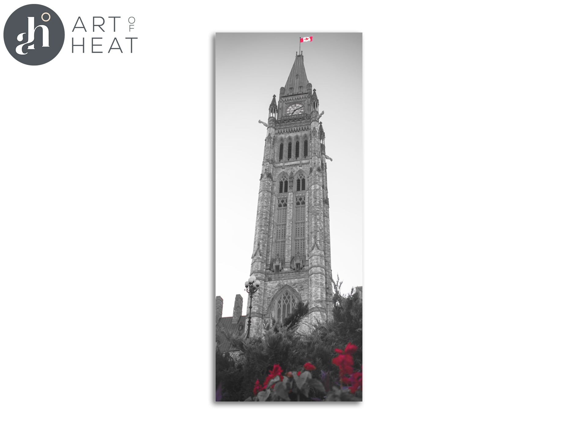 Limited Edition Peace Tower Panels - Price Includes Packaging & Delivery