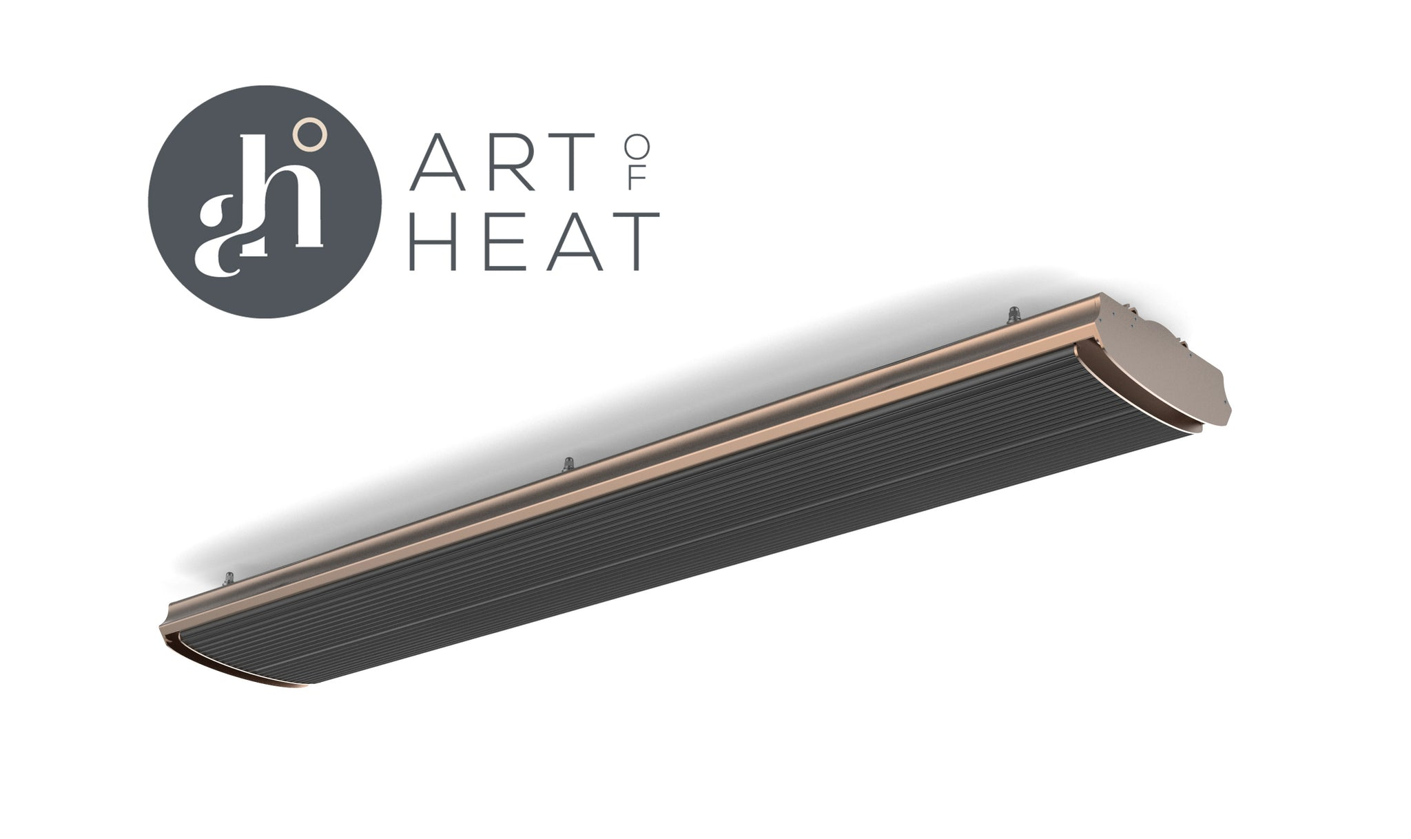 Sleek Series Outdoor Heater - Price Includes Packaging & Delivery