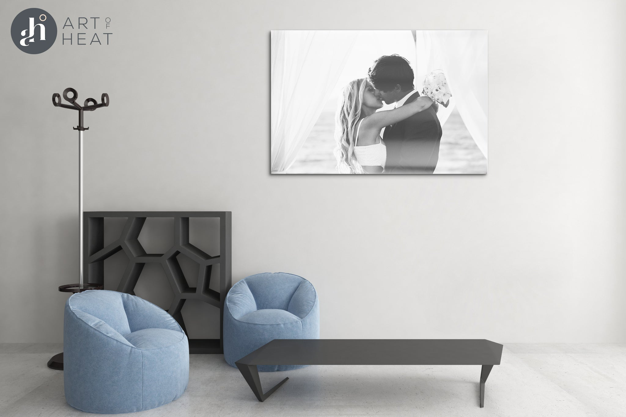 Canvas Collection Glossy Panels (Frameless) - Price Includes Packaging & Delivery