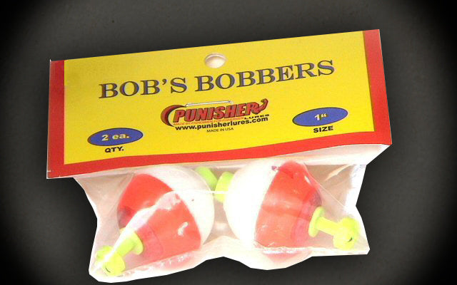 Punisher Lures Bob's Bobbers - Dale Hollow Tackle