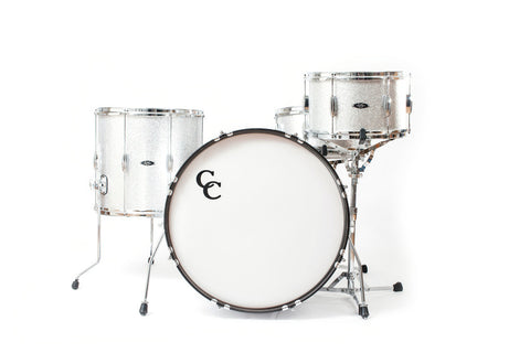 C&C PLAYER DATE I - BIG BEAT (SILVER SPARKLE)