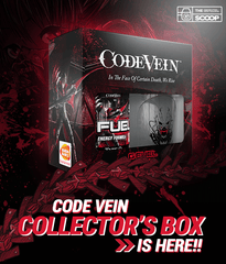 Code Vein x G FUEL Type O Collector's Box is here!