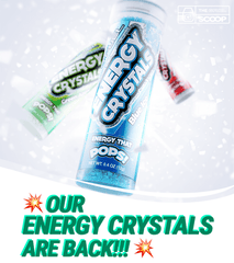 G FUEL Energy Crystals are back!