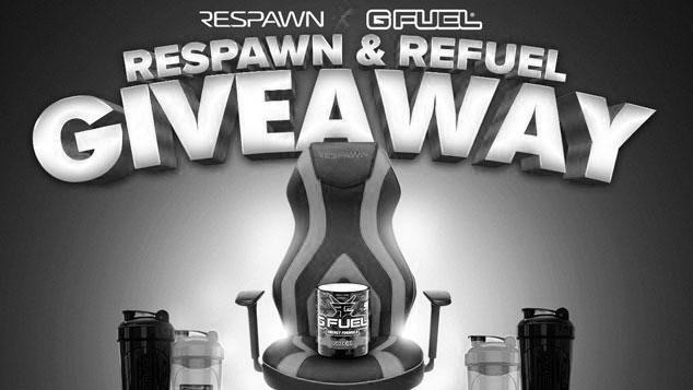 Respawn & Refuel Giveaway