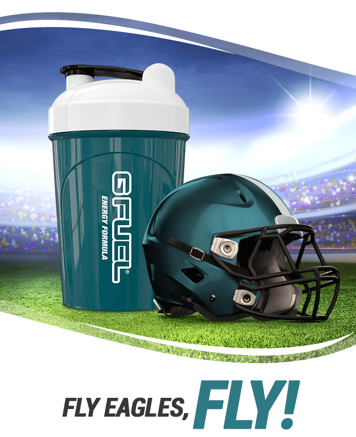 Philly Philly G FUEL Shaker Cup