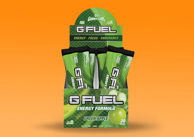 G FUEL ENERGY Boxes