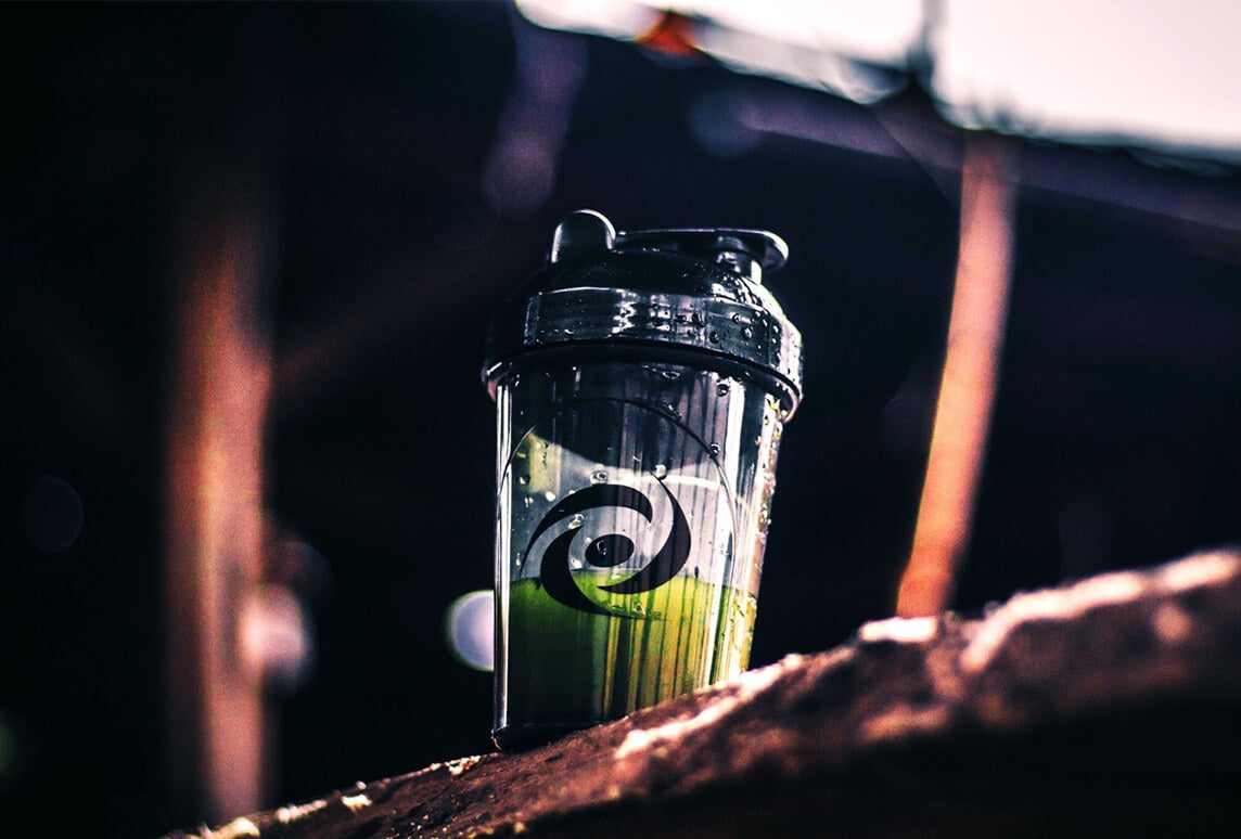 Blacked Out GFUEL Shaker Cup