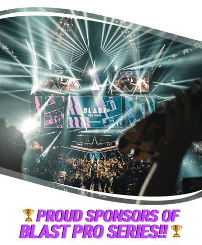 G FUEL is a proud sponsor of Blast Pro Series Los Angeles 2019