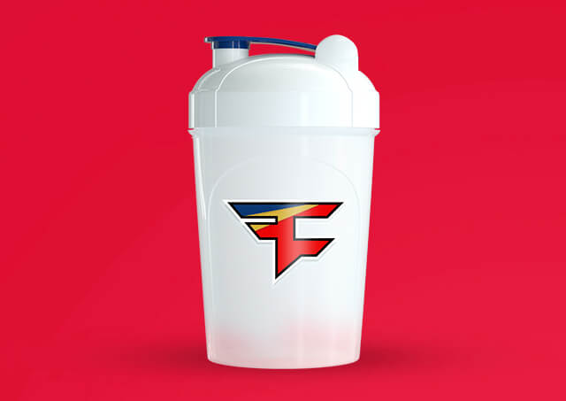 G FUEL Shaker Cups