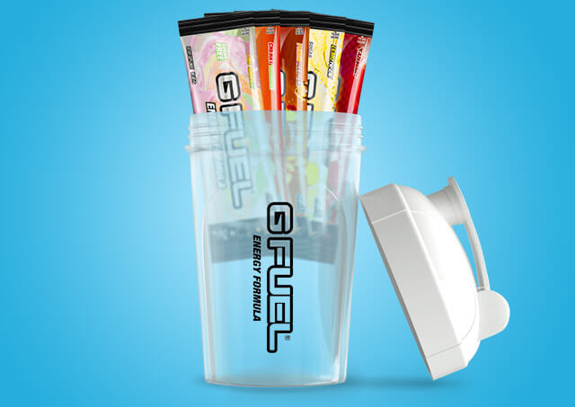 G FUEL ENERGY Starter Kits