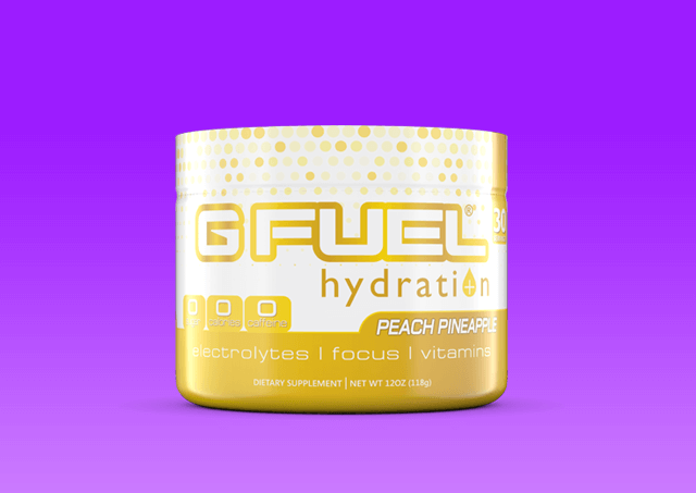G FUEL Hydration Tubs