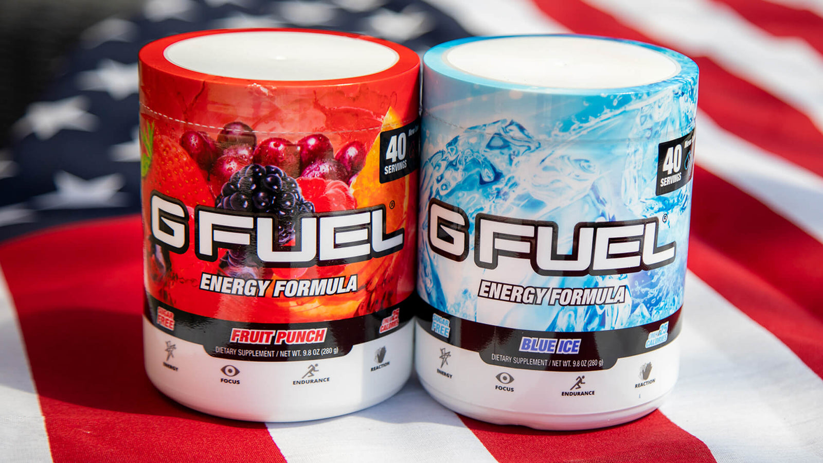 154b11fd809e6 THE OFFICIAL DRINK OF ESPORTS™ Energy ⚡ Focus 🎯 Endurance 🏃