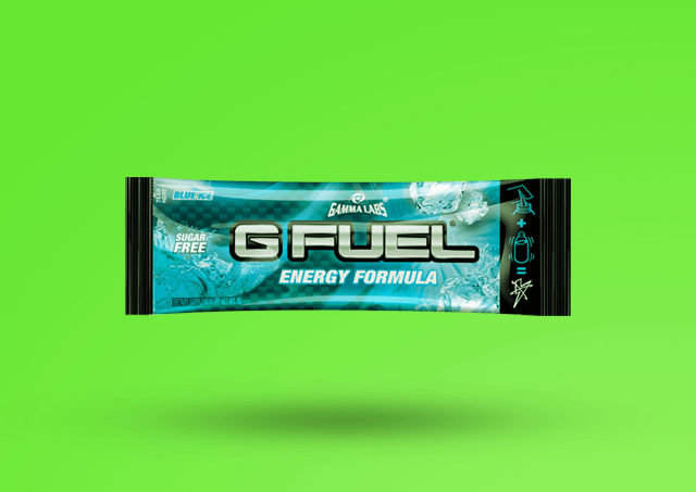 G FUEL ENERGY Packs