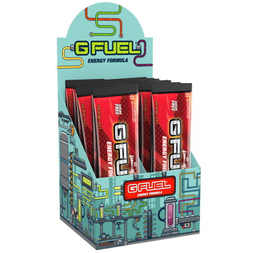 G FUEL| Fruit Punch Box