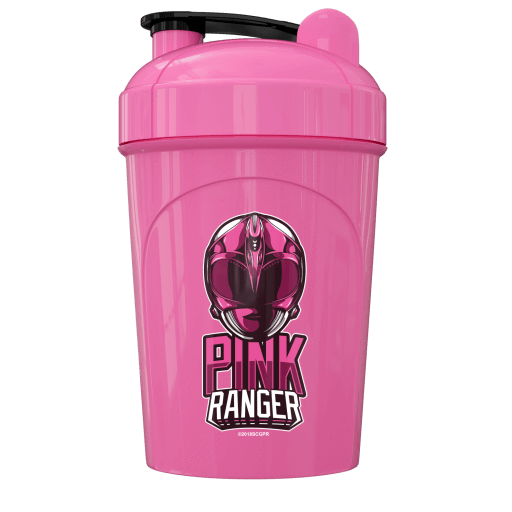 [Gold Tier Reward] Pink Ranger Shaker Cup