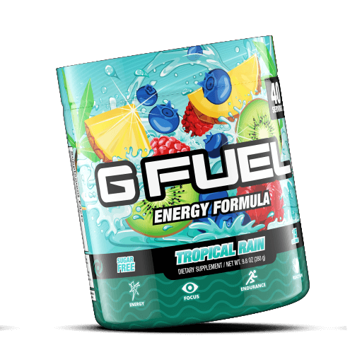 G FUEL| Tropical Rain Tub