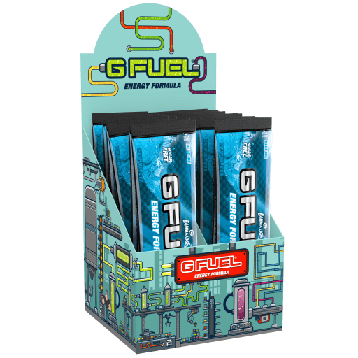 G FUEL| Blue Ice Box