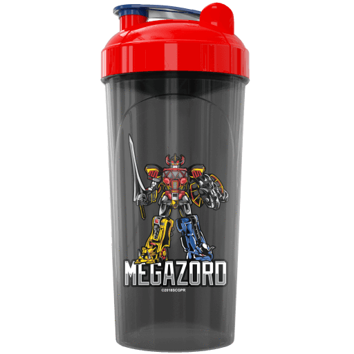 [Gold Tier Reward] Megazord Shaker Cup