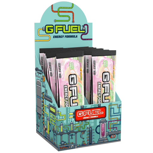 G FUEL Energy Crystals - Variety (6 Pack)