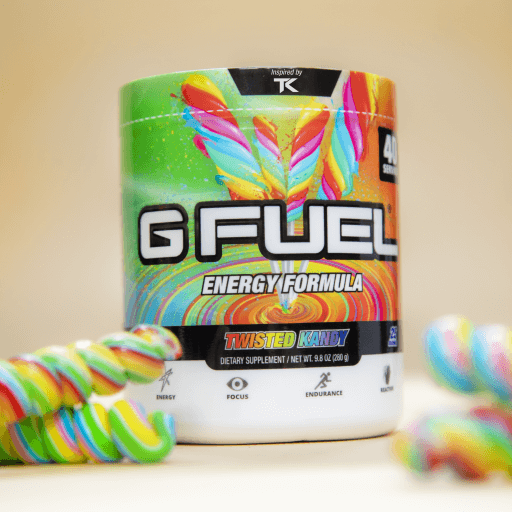 Team Kaliber's Twisted Kandy