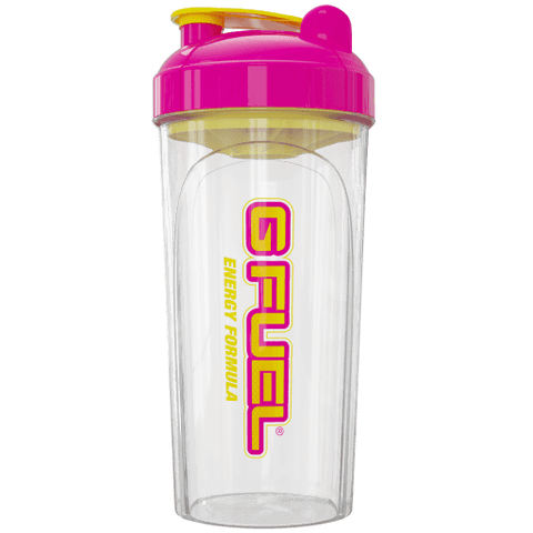 [Bronze Tier Reward] Pink Topaz Shaker Cup