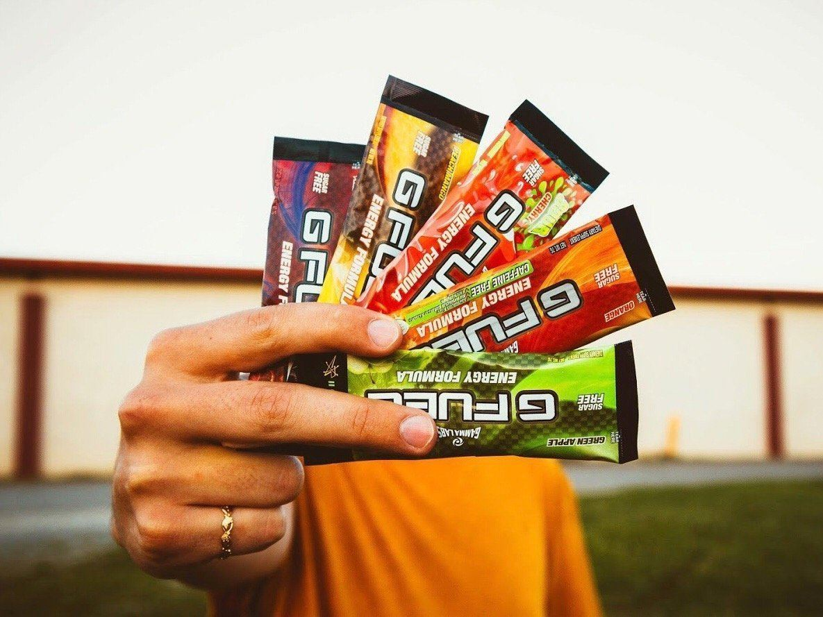 G FUEL| Try 5 Pack (Most Popular Flavors) Pack