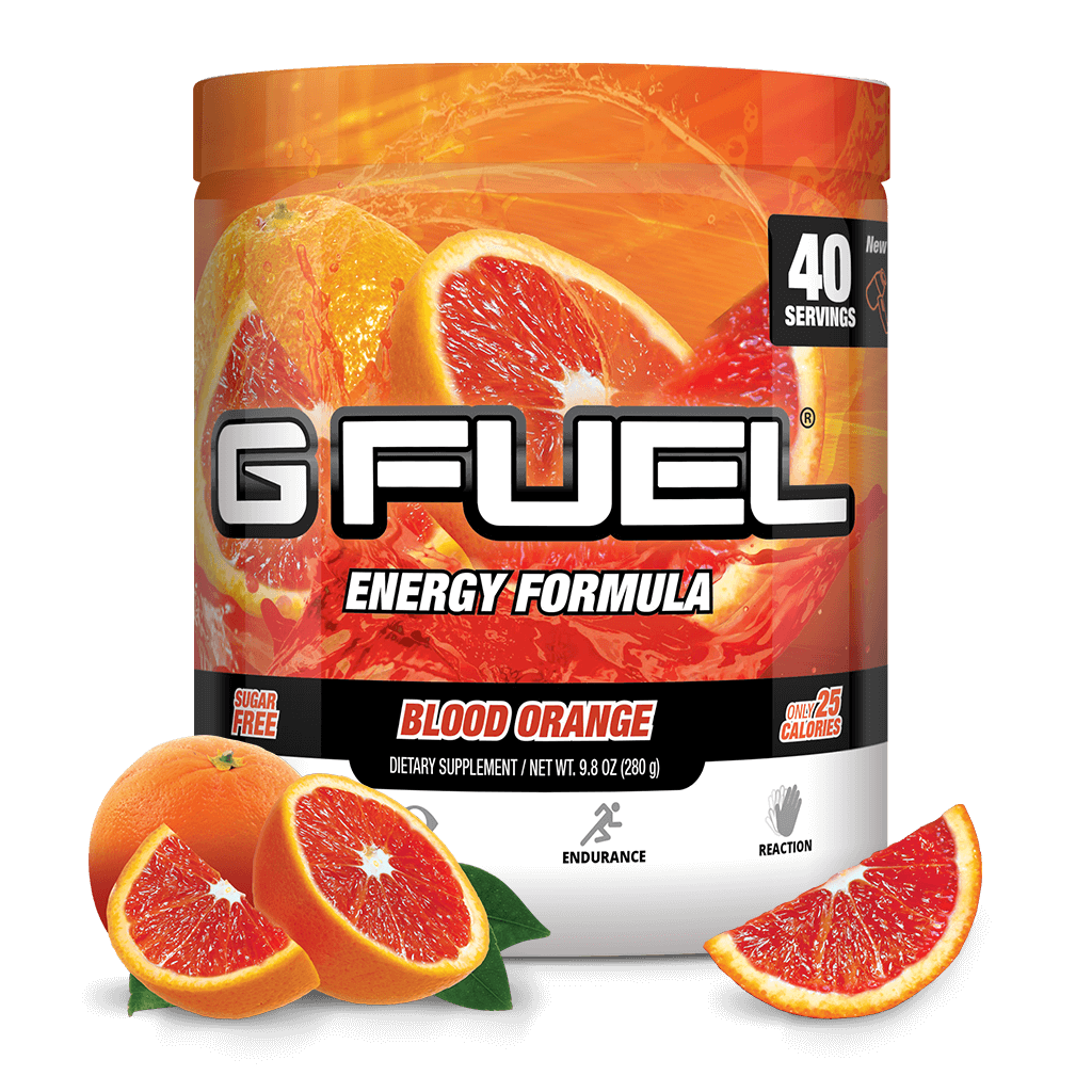 Blood Orange Tub - 40 servings